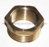 Части CNC латуни высокого качества подвергая механической обработке