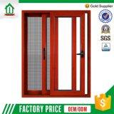 Окно роскошной конструкции алюминиевое сползая (WJ-Alu-W011)