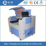 Petite machine de gravure de laser de tube de verre de CO2