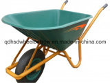 プラスチック皿大きい容量の一輪車Wb6414A