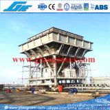 beweglicher vibrierender Portzufuhrbehälter 100cbm