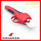 Secateurs перепуска ветвей сада батареи Li-иона инструментов 30ampere Koham