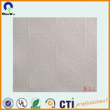 Materiales de construcción PVC decorativos de cine laminado de yeso de PVC techo de azulejos