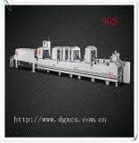 Xcs-800c4c6 dobrador de alta velocidade Gluer do papel 4/6corner