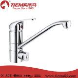 Singolo rubinetto della cucina della leva con qualità eccellente (ZS53705)