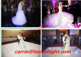 color blanco iluminado del 12*12m LED Dance Floor para el suelo de la boda