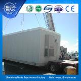 GIS mobiles de sous-station de la boîte de vitesses 33kV/35kV d'alimentation de secours