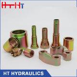 Embout de durites hydraulique 29611 de connecteur hydraulique à haute pression de tuyau