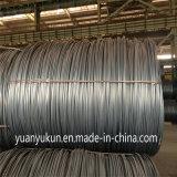 الصين ممون [هوت-رولّد] [أيس] معايير يلفّ سلك 10.5 [مّ] يقطع إلى طول