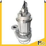 Pompe submersible résistante à la corrosion de la boue A49