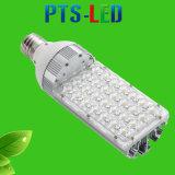 Iluminação de rua ao ar livre do milho do diodo emissor de luz do lúmen elevado IP65 E40 E27