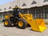Haiqin Marke 6.0 Tonnen-steuerpflichtige Eingabe-Rad-Ladevorrichtung (HQ966)