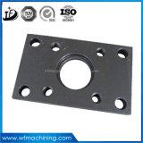 Peças feitas à máquina CNC padrão do cilindro hidráulico da série da precisão Micromachining
