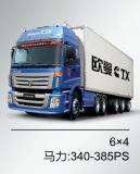 Tracteur Truck-4x2/6x4 d'Auman