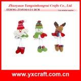 Партия платья игрушки орнамента рождества украшения рождества (ZY14Y172-1-2-3)