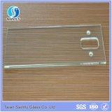 Vetro Tempered del ferro basso dello Shandong 4mm a strati
