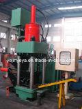 Sbj-315 de verticale Automatische Machine van de Pers van de Briket van het Aluminium van het Messing van het Ijzer