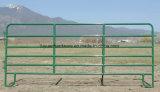 녹색 농장 가축 야드 위원회를 입히는 분말
