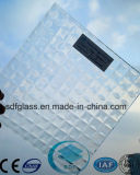 Freies Pyramid Patterned Glass mit CER-ISO (3 BIS 8mm)