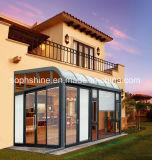 Doppeltes hohles Glas mit den Ventian Vorhängen geeinbaut für Fenster oder Tür