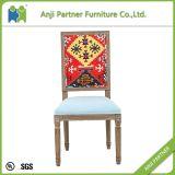 スペシャル・イベントの背部鋭く安い木製のレストランの椅子(ジョイス)