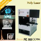 machine de gravure du laser 3D pour de petites affaires à la maison fabriquées en Chine