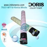 Cartouche de toner couleur Copie Tn321 pour Konica Minolta Bizhub C224 C284 C364 Refill Toner Powder
