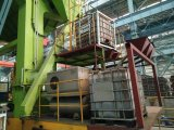 Resina de furano libre inferior del formaldehído para la cadena de producción de la arena de la resina que moldea