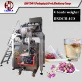 Machine à emballer de thé de feuilles mobiles avec le peseur électrique (DXDK-10D)