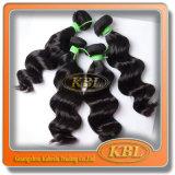 アフリカ系アメリカ人の4A等級のブラジルの人間の毛髪