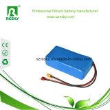 Bateria recarregável protegida PWB de 3.7V 501430 150mAh Lipo para o GPS