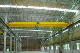 tipo grúa de arriba de 10t Lda de la sola viga con la maquinaria de elevación del alzamiento eléctrico para el taller