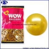 円形の真珠は10インチを風船のようにふくらませ、気球と卸しで結婚する気球を広告する