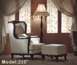 Mobília de madeira luxuosa moderna do quarto do hotel ajustada (127#)