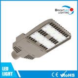 100W IP65 LEDのCe/RoHSの証明書が付いている太陽街灯