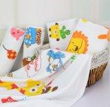 공장 공급 유아 아기 평야 백색 수건
