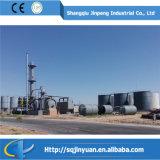 Завод нефтеперерабатывающего предприятия большой емкости окружающей среды содружественный новый непрерывный