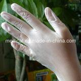 Устранимые перчатки PVC перчатки рассмотрения