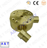 bij OEM van Brass Parts CNC ODM Machinery Parts Made van Brass