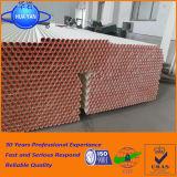 Il rullo di ceramica dell'allumina termoresistente per la parete copre di tegoli la fornace