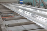 FRPのパネルの波形のガラス繊維カラー屋根ふきはW172081にパネルをはめる