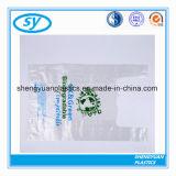 HDPE/LDPEの印刷のハンドルが付いているプラスチックTシャツのショッピング・バッグ