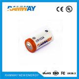bateria de 3.0V Cr123A/Cr17345 Li-Mno2 para a câmera