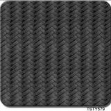 Tsautop 고품질 0.5m/1m 폭 탄소 섬유 필름 물 인쇄 Tstd24-1를 인쇄하는 수로학 필름 물 이동