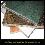 Panneau matériel de nid d'abeilles de mur rideau de Buliding de plafond en aluminium