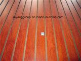 Fabricante entalhado cor da placa do MDF da cereja