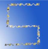 S Stijl 2835 LEIDENE Flexibele Strook voor Kleine letter