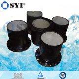 O ferro ISO2531/En545/En598/GB13295 Ductile flangeou os encaixes