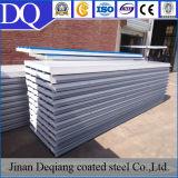 高品質の建築材料カラー鋼鉄EPSサンドイッチパネル