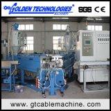 De dubbele Machine van de Uitdrijving van de Kabel van pvc van de Laag